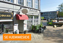 China Wok House Vestergade 1, 5000 Odense C