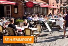Olivia Brasserie Vintapperstræde 37, 5000 Odense C