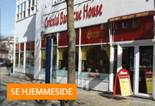 Oriental Barbeque House Slotsgade 20, 5000 Odense C