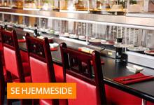 Oriental Sushi / Running Sushi Slotsgade 20, 5000 Odense C