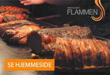 Restaurant Flammen Kongensgade 66, 5000 Odense C
