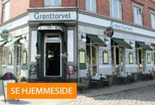 Restaurant Grønttorvet Sortebrødre Torv 9, 5000 Odense C