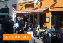 Mammas Pizzeria Klaregade 4, 5000 Odense C