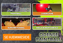 Paintball Odense