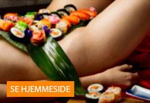 Body sushi på Umashi