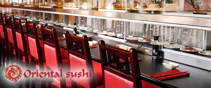 Running Sushi & Oriental Sushi