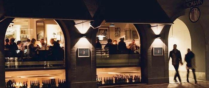 Kok & Vin restaurant i Odense