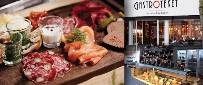 Gastroteket – spisested og delikatessebutik under samme tag