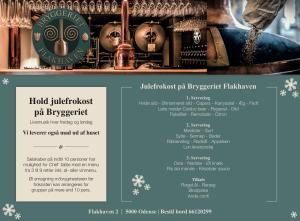Jul på Bryggeriet Flakhaven