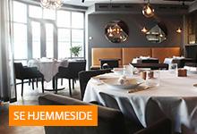The Balcony - Gourmet restaurant i Odense
