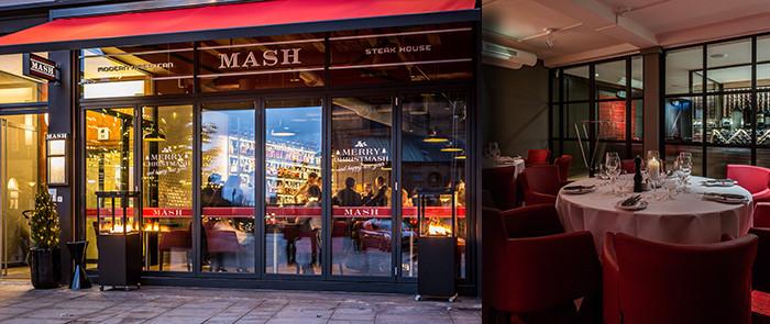 MASH fejrer 1 år i Odense med at sætte stor præmie på højkant