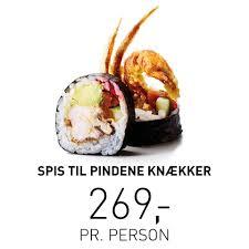 Sushi i Odense