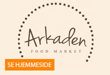 Arkaden street food market
