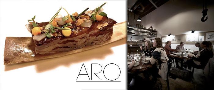 ARO restaurant i Odense