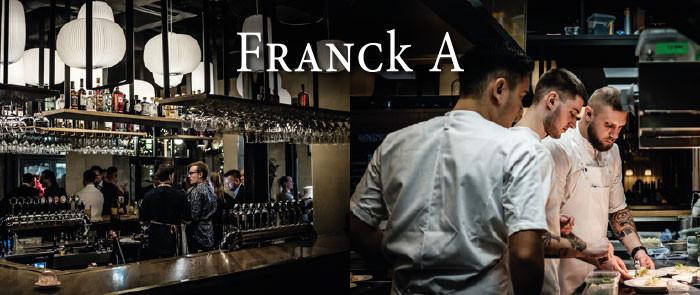 Franck A restaurant Odense