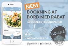 GOTABLE Her mødes restauranter og gæster i Odense