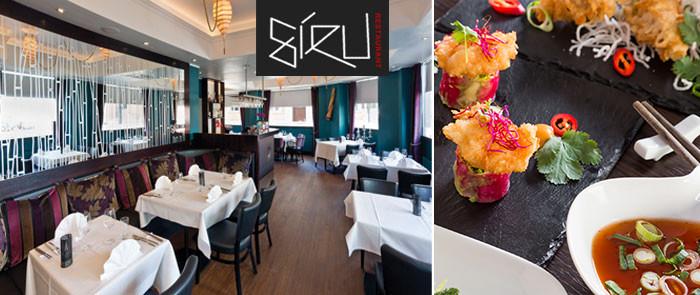 SIEU restaurant i Odense