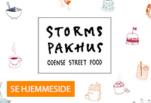 Storms Pakhus Odense Street Food
