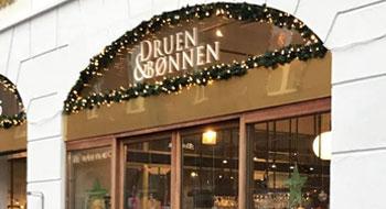 Druen & Bønne jul i Odense