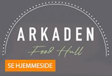ARKADEN STREET FOOD Odense