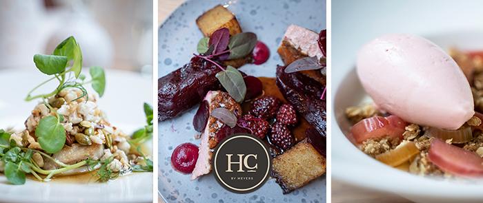 Restaurant H.C. by Meyers i Odense