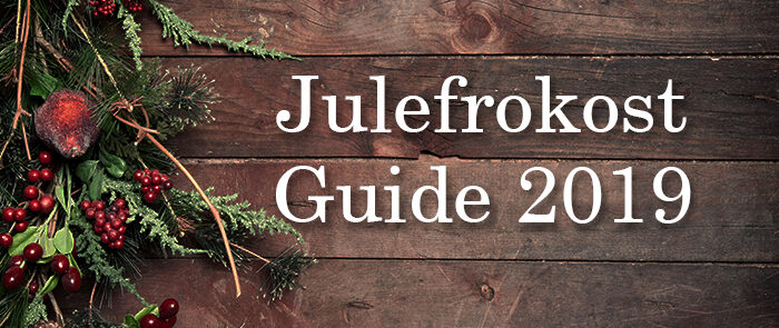 Julefrokost Guide 2019 Odense