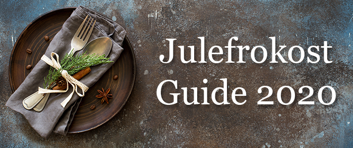 Julefrokost Guide Odense 2020