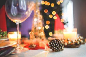 Julefrokost på Frederik VI's Hotel