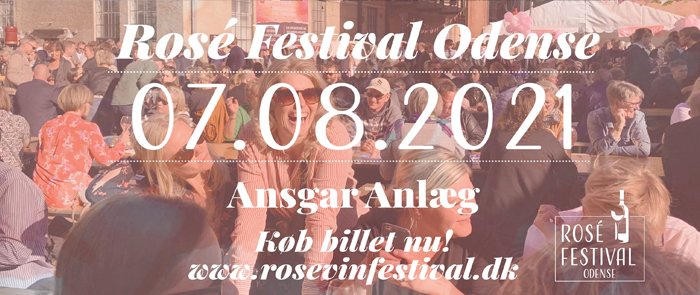 Rosé Festival Odense