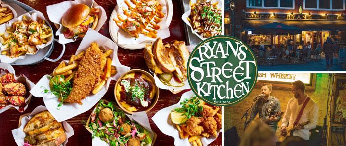 Ryan's Street Kitchen Odense