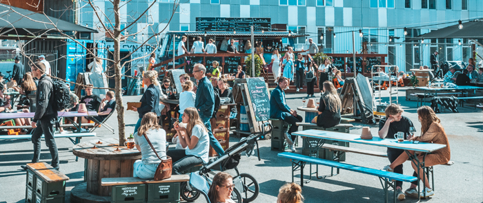 Storms Parkhus Street Food Odense
